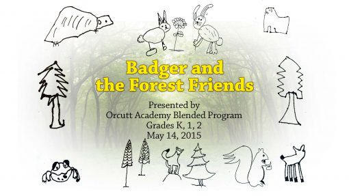 Badger-and-the-Forest-Friends-Title-screen